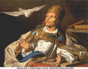 San Gregorio I detto Magno